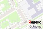 Схема проезда до компании СибАстроСтрой в Новосибирске