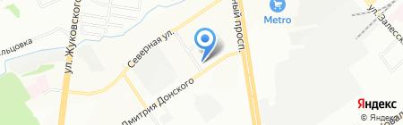 ДетскиеДомики на карте Новосибирска