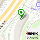 Местоположение компании АспектСервисНСК