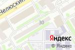 Схема проезда до компании Ставр в Новосибирске
