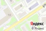 Схема проезда до компании А-ШАР в Новосибирске