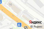 Схема проезда до компании Автодеталь-Н в Новосибирске