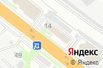Схема проезда до компании ЛидерСтрой в Новосибирске