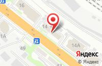Схема проезда до компании Стиль-А в Новосибирске
