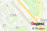 Схема проезда до компании НСК-РАЗВИТИЕ в Новосибирске