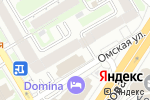 Схема проезда до компании Новые Технологии в Новосибирске