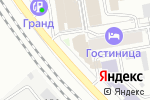 Схема проезда до компании CHAPLIN в Новосибирске