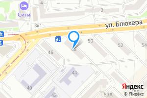 Сдается двухкомнатная квартира в Новосибирске м. Студенческая, улица Блюхера, 48