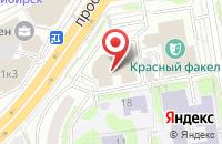 Схема проезда до компании Компания Энергострой в Новосибирске
