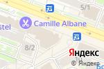 Схема проезда до компании Дивва в Новосибирске