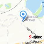ОК на карте Новосибирска