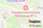 Схема проезда до компании SibBubbleGum в Новосибирске