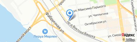 Ай Ти Профи на карте Новосибирска