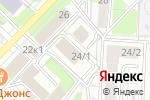 Схема проезда до компании Агросиблизинг в Новосибирске