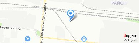 АгроТорг на карте Новосибирска