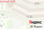 Схема проезда до компании БигЭпплСкул в Новосибирске