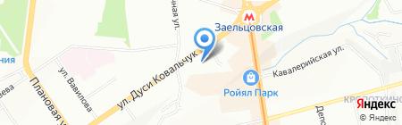 Дизайн-Кабинет на карте Новосибирска
