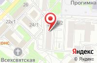Схема проезда до компании Лифтстрой-С в Новосибирске