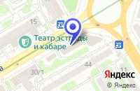 Схема проезда до компании ТОРГОВОЕ ПРЕДСТАВИТЕЛЬСТВО АСТЕЛЛА ФАРМА в Новосибирске