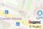 Схема проезда до компании OZON.ru в Новосибирске