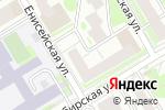 Схема проезда до компании Арт-Форте в Новосибирске