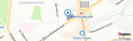 Отдел по жилищным вопросам Администрации Центрального округа по Железнодорожному на карте Новосибирска