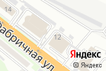 Схема проезда до компании Рено 54 в Новосибирске