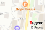 Схема проезда до компании Хлебная столица в Новосибирске