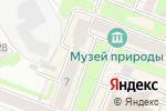Схема проезда до компании МОТО54 в Новосибирске