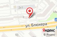 Схема проезда до компании Союзмолоко в Новосибирске