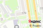 Схема проезда до компании Общественная приемная депутата Совета депутатов г. Новосибирска Шестакова О.А. в Новосибирске