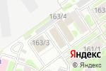 Схема проезда до компании СибРэм в Новосибирске