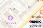 Схема проезда до компании Ваш трикотаж в Новосибирске