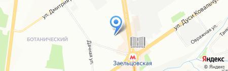 Ваш юрист на карте Новосибирска