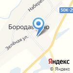 Арина на карте Новосибирска