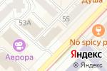 Схема проезда до компании МТС-банк, ПАО в Новосибирске