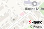 Схема проезда до компании Краснояровская врачебная амбулатория в Красном Яре