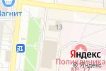 Схема проезда до компании Сладкое желание в Новосибирске