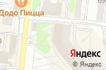 Схема проезда до компании Book`ля в Новосибирске