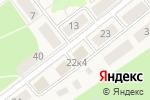 Схема проезда до компании Незабудка в Красном Яре