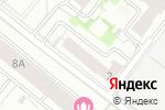 Схема проезда до компании СибСтрой в Новосибирске