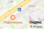 Схема проезда до компании Восточный экспресс банк, ПАО в Новосибирске