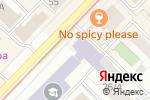 Схема проезда до компании Радужные цветы в Новосибирске