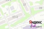 Схема проезда до компании Зеркальный Блеск в Новосибирске