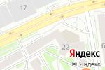 Схема проезда до компании Арт-Медика в Новосибирске