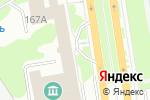 Схема проезда до компании Эмби, НУДО в Новосибирске
