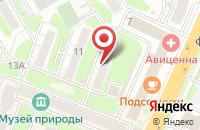 Схема проезда до компании Максимум в Новосибирске