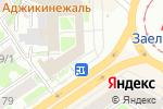 Схема проезда до компании Эконом-цена в Новосибирске