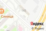 Схема проезда до компании Таймыр в Новосибирске