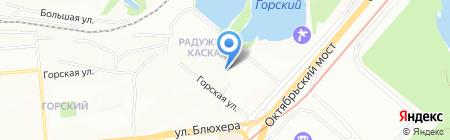 ART exclusive на карте Новосибирска
